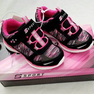 Toddler Girls S Sport by Skechers Tyro Shoes Sz7